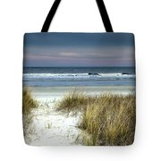 Dusk In The Dunes Tote Bag