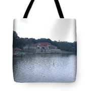 Dusk Lake D Tote Bag