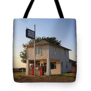 Dusk On Route 66 Tote Bag