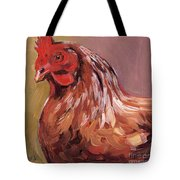 Dust Feathers Tote Bag