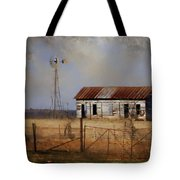 Dust In The Air Tote Bag