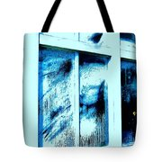 Dust In The Wind-ow... Tote Bag