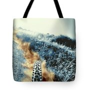 Dust Trails Tote Bag