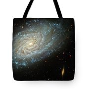 Dusty Galaxy Tote Bag