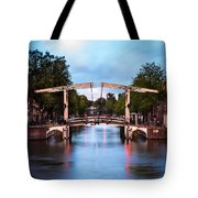 Dutch Bridge Tote Bag
