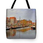 Dutch Living Tote Bag