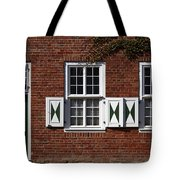 Dutch Neighborhood In Potsdam Tote Bag