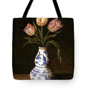 Dutch Still Life Tote Bag
