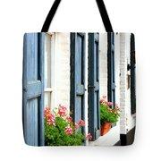 Dutch Window Boxes Tote Bag