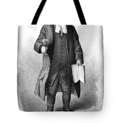 Dwarf, 19th Century Tote Bag