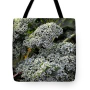 Dwarf Kale Tote Bag
