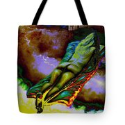 Dwelling In Erotic Pleaseure Tote Bag