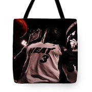 Dwyane Wade Ready To Go Tote Bag