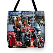 Dykes On Trikes  Tote Bag