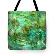 Dynamic Abstract Art Tote Bag