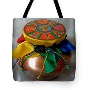 Dzambala Fortune Vase Tote Bag