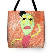 E's My Favorite Martian Tote Bag