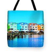 E Sea Living Tote Bag