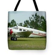 E18s Twin Beech Tote Bag