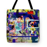 Each Positive Step Is Vital 2 Tote Bag by David Baruch Wolk
