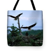 Eagle 3 Tote Bag