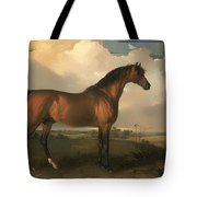 Eagle - A Celebrated Stallion Tote Bag
