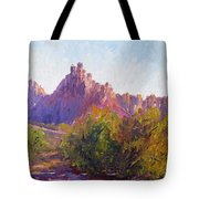 Eagle Crags Tote Bag