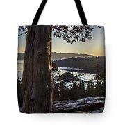 Eagle Falls Exploration Tote Bag