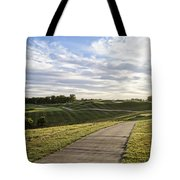 Eagle Knoll Golf Club - Hole Four Tote Bag
