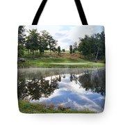 Eagle Knoll Golf Club - Hole Six Tote Bag