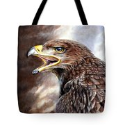 Eagle Cry Tote Bag