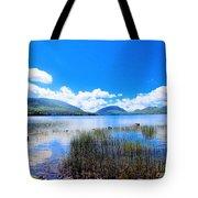 Eagle Lake In Acadia Tote Bag