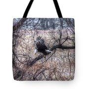 Eagle Landing 1 Tote Bag