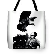 King Of Vultures Tote Bag