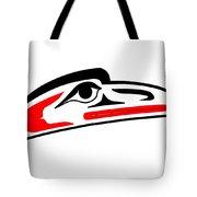 Eagle Mask II Tote Bag