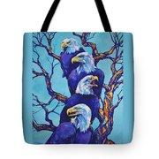 Eagle Tree Tote Bag