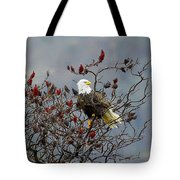 Eagle Tree Tote Bag