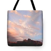 Eagles Crags  Tote Bag