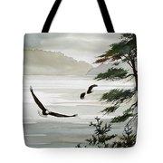 Eagles Eden Tote Bag