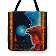 Eagle's Roost Tote Bag