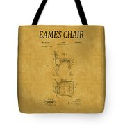 Eames Chair Patent 1 Tote Bag