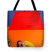 Ear To The Ground Tote Bag