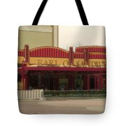 Earl Of Sandwich Downtown Disneyland Tote Bag