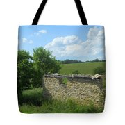 Earlier Times Tote Bag
