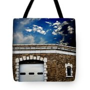 Early 1900s St. Louis Firehouse Tote Bag