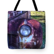 Early 1950s Automobile 1 Tote Bag