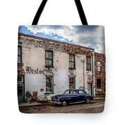 Early 1950's Chevy Tote Bag