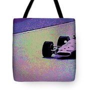 Early 60's Era Formula 1 Race Tote Bag