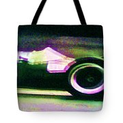 Early 60's F1 Racer Tote Bag