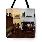 Early American Dining Room Tote Bag